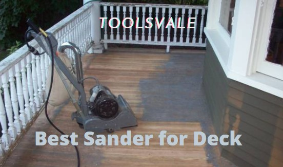 Best Sander for Deck