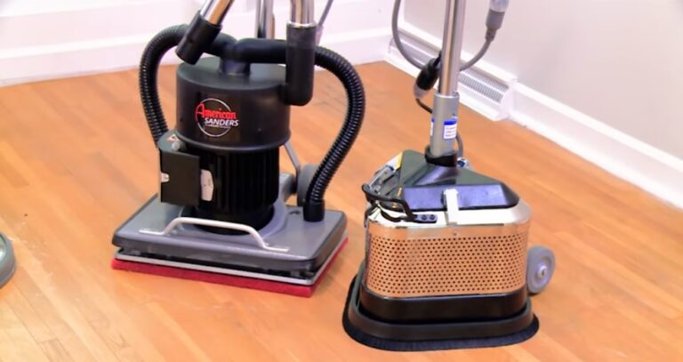 How to Sand Hardwood Floors with Orbital Sander